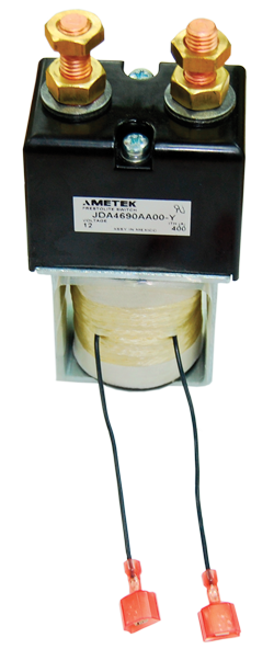 Model JC 46 250 - 350 AMP DC Contactor